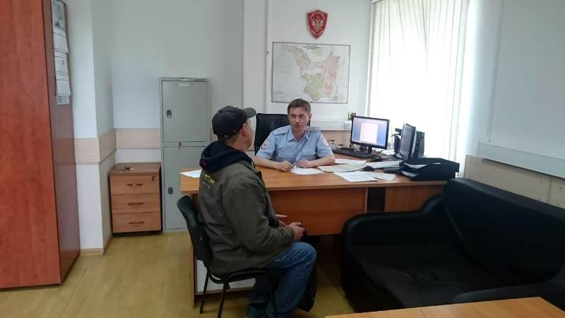 В Новой Москве сотрудниками полиции задержан подозреваемый в угоне автомобиля