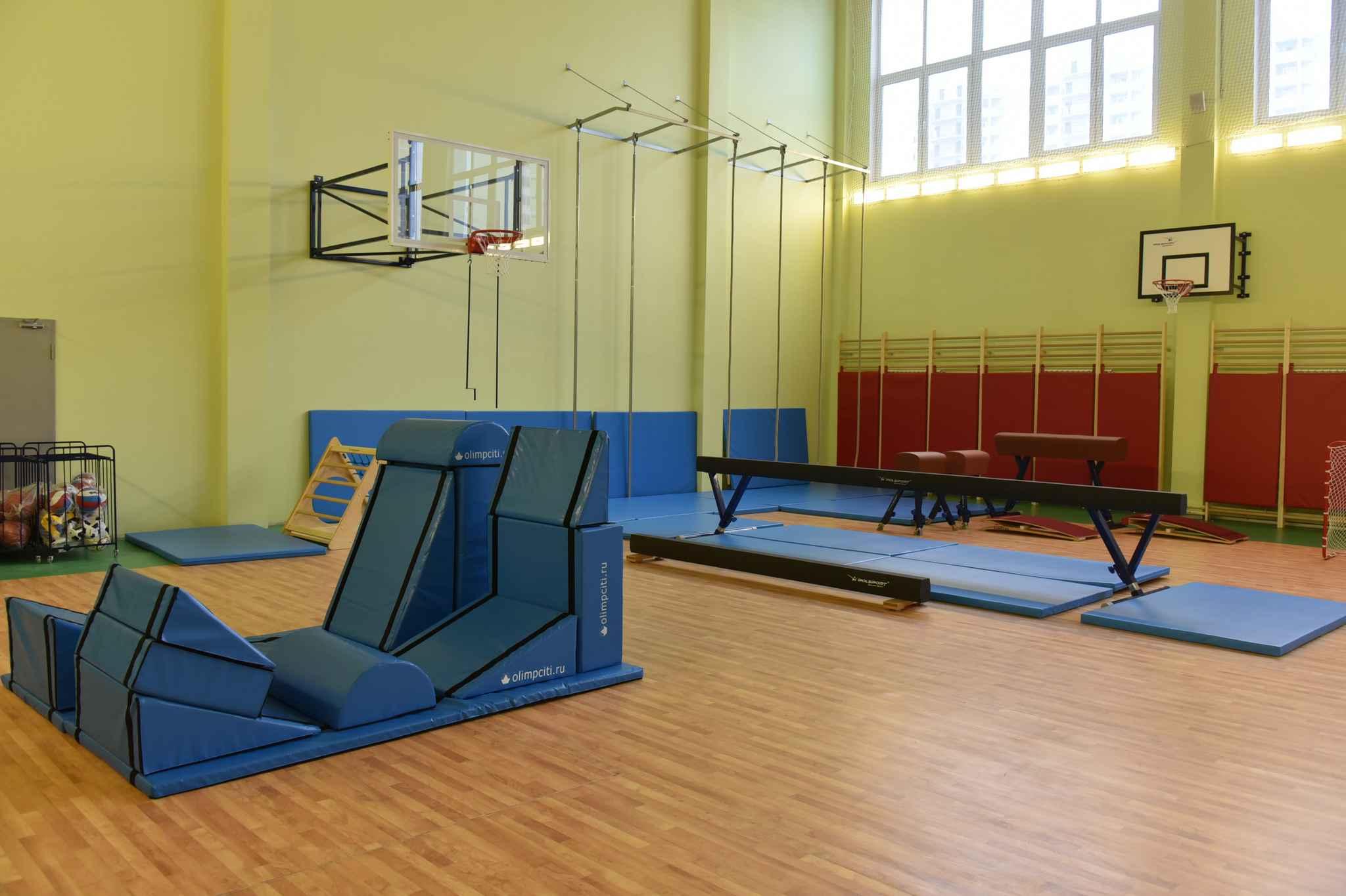 Около 700 спортивных объектов возведут к 2035 году в Новой Москве. Владимир Новиков, «Вечерняя Москва»