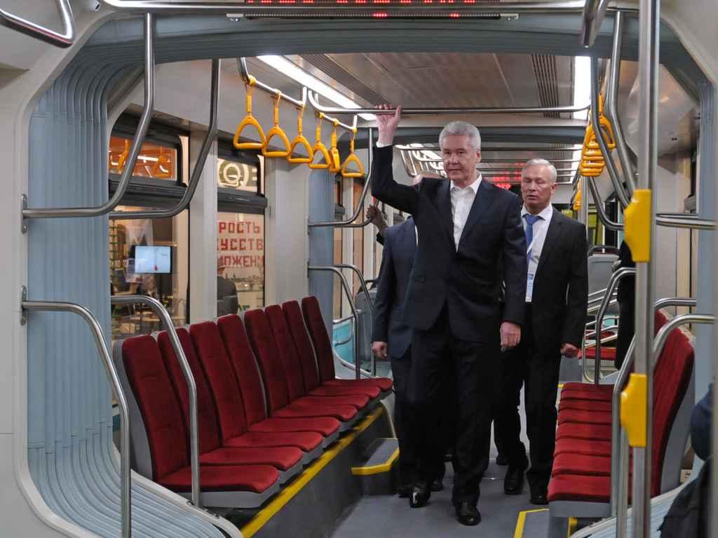 Бестурникетный режим в трамваях начнет действовать в столице