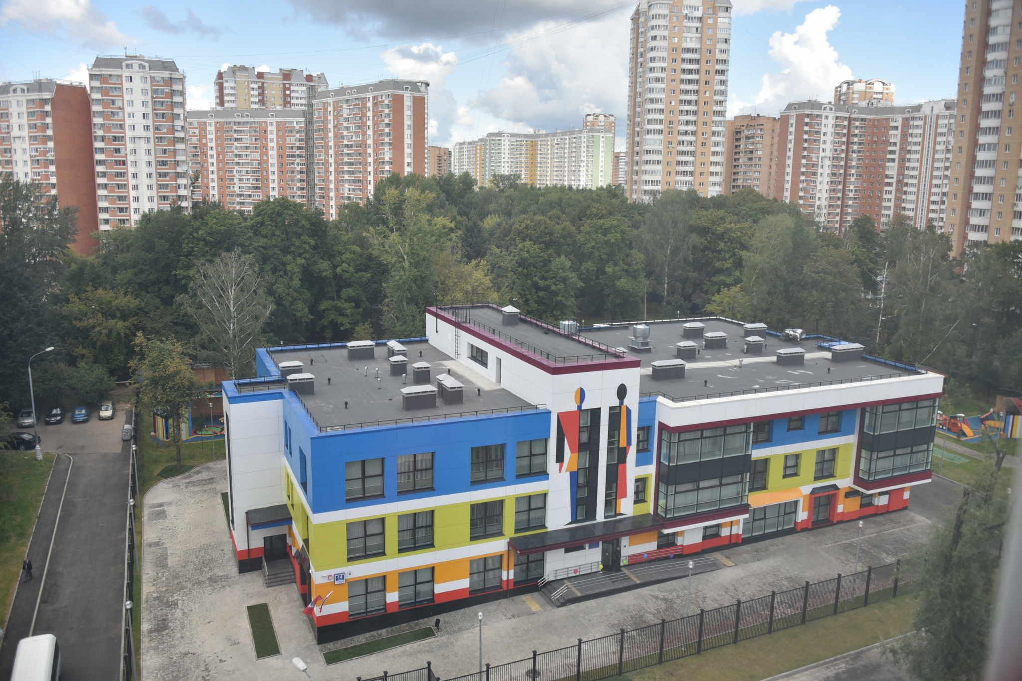 Новые детские сады введут в эксплуатацию в Московском
