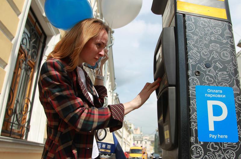 Москвичи смогут воспользоваться бесплатной парковкой