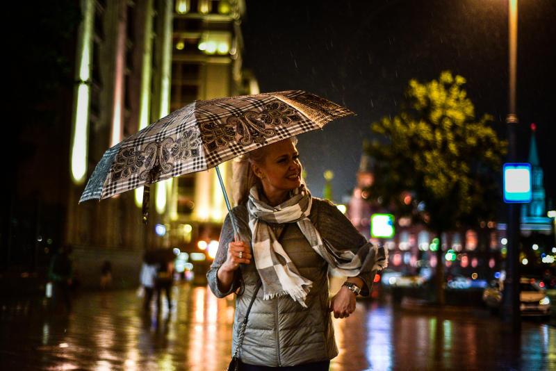 прохладная погода задержится в Москве до конца этой недели. Фото: Пелагия Замятина