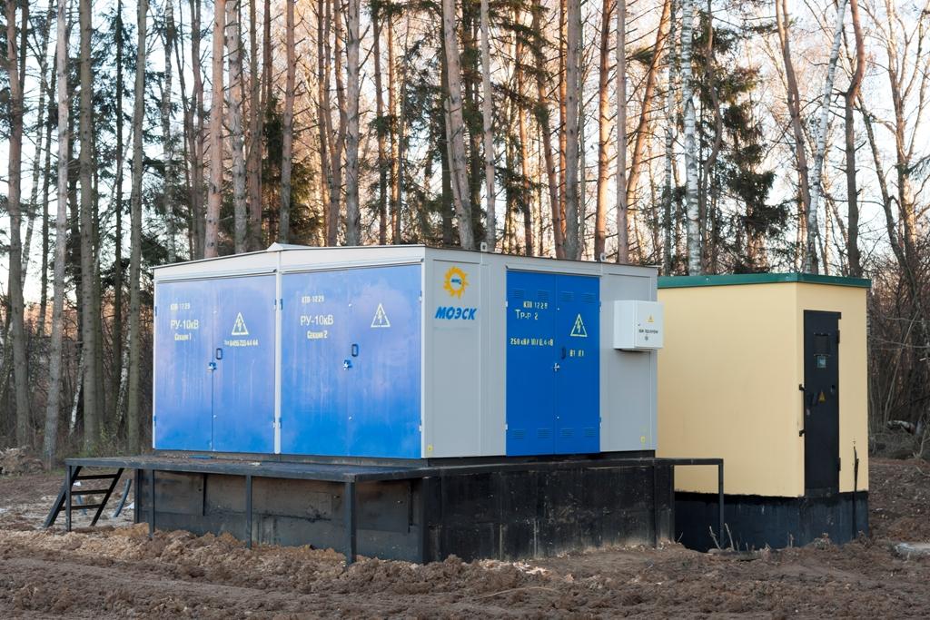 Объекты дорожной инфраструктуры в Новой Москве обеспечат дополнительными мощностями. Фото: пресс-служба МОЭСК
