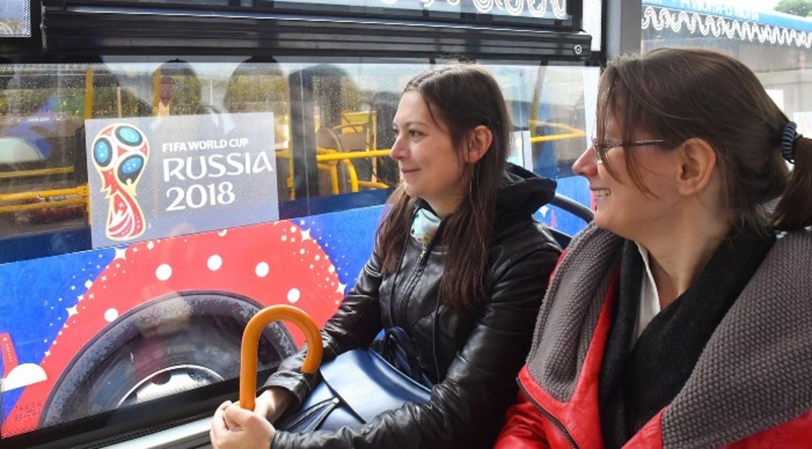 Городской транспорт справился с перевозкой пассажиров в день открытия Чемпионата мира по футболу — 2018