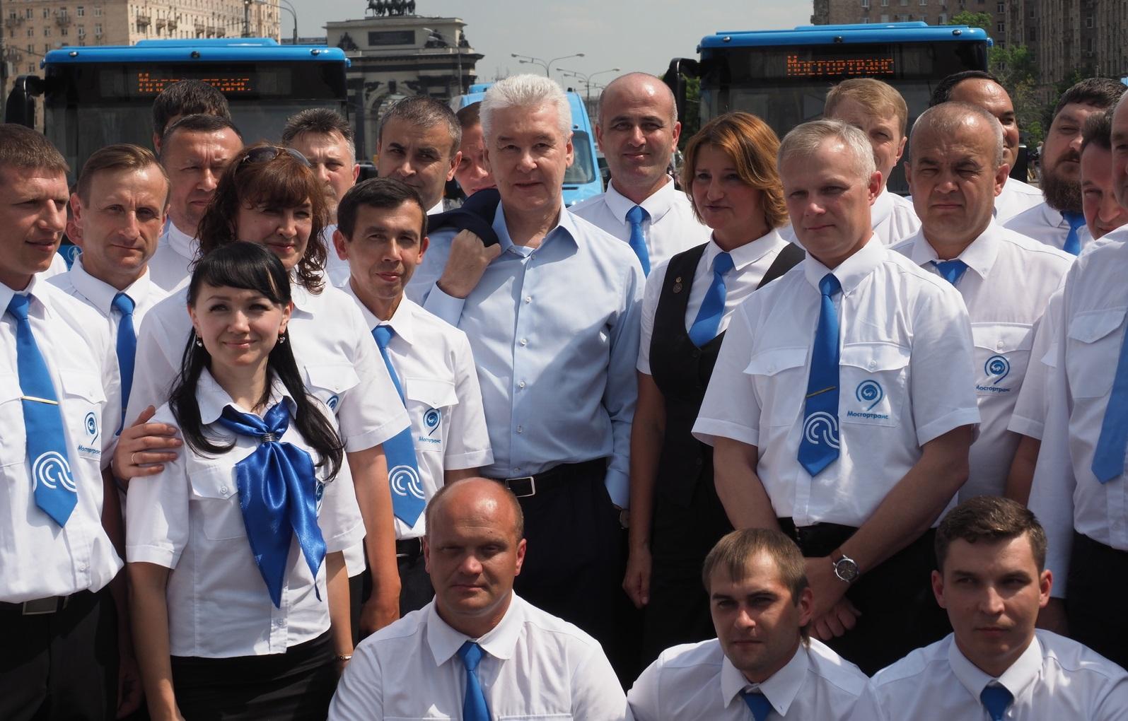 В автобусах Москвы уберут турникеты по просьбам водителей