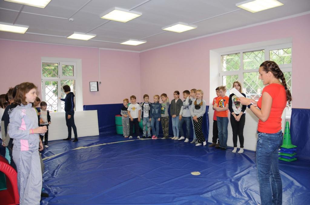 Мероприятие для детей «Летняя спартакиада» организуют в Щербинке