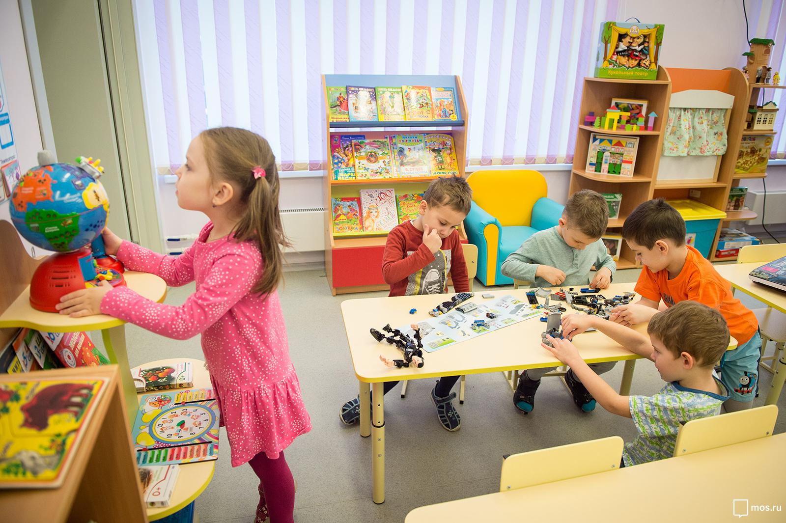 Детский сад построят в составе жилого комплекса в Новой Москве