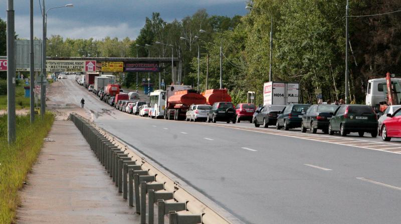 Около 200 километров дорог проложат в Новой Москве в ближайшие три года