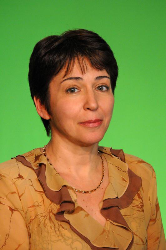 Галина Неробова, редактор