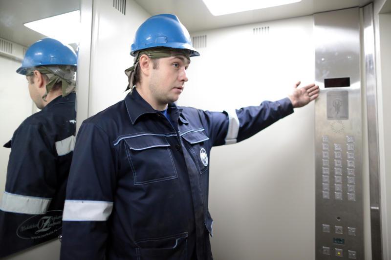 Лифты заменят в жилых домах поселения Московский
