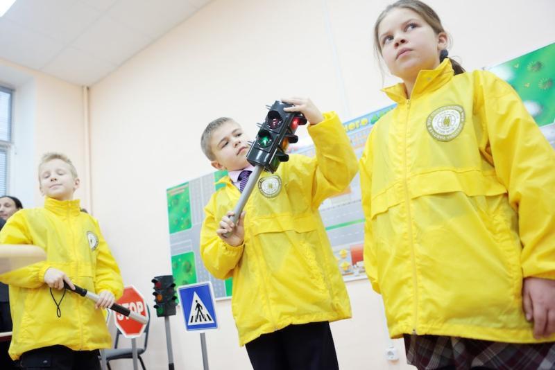 Детям из Филимонковского напомнят Правила дорожного движения