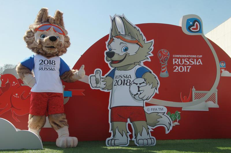 Чемпионат мира по футболу — 2018. Фото: Наталия Нечаева, «Вечерняя Москва»