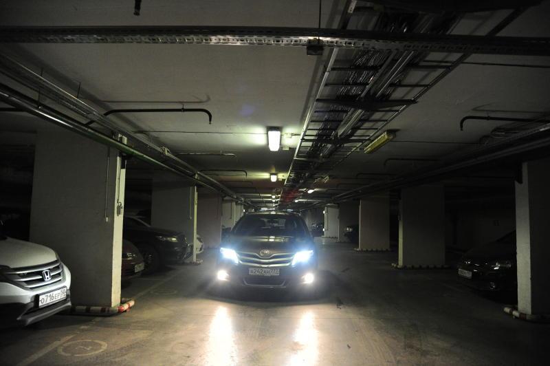 Более 500 автомобилей будет вмещать новая парковка во Внуковском