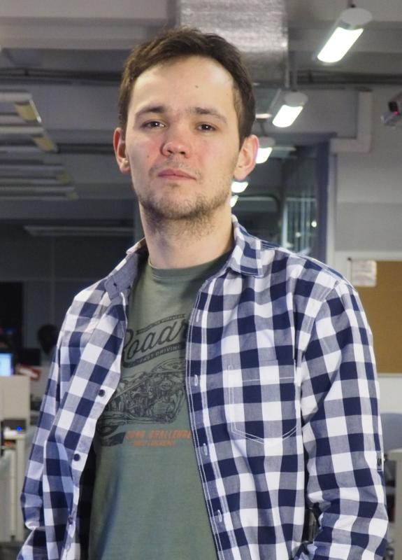 Александр Адамов, журналист