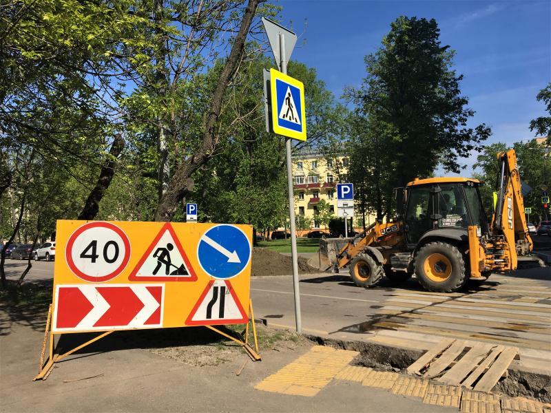 Дороги отремонтировали в Вороновском