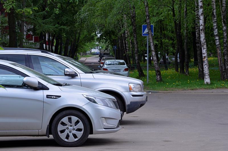 Дополнительные парковочные карманы оборудуют в Первомайском