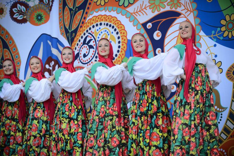 Выставка народных костюмов откроется в Щаповском. Фото: архив, «Вечерняя Москва»