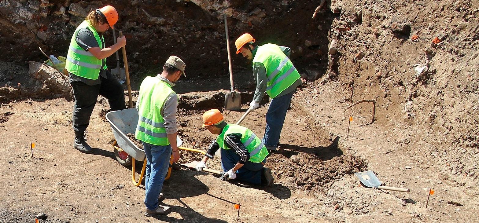 Археологи обнаружили редкие артефакты
