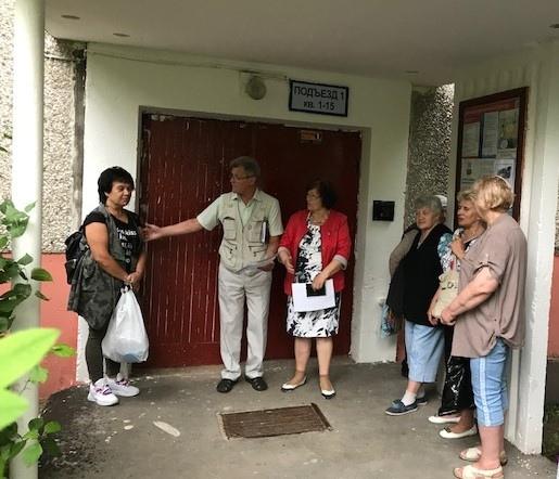 Капитальный ремонт проведут в многоквартирных домах в Рязановском