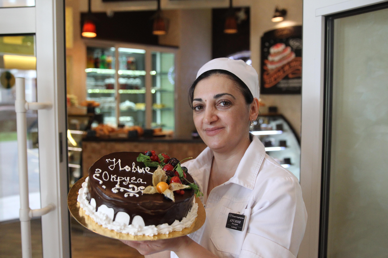 Стоп-Кадр: На десерт вдохновила газета