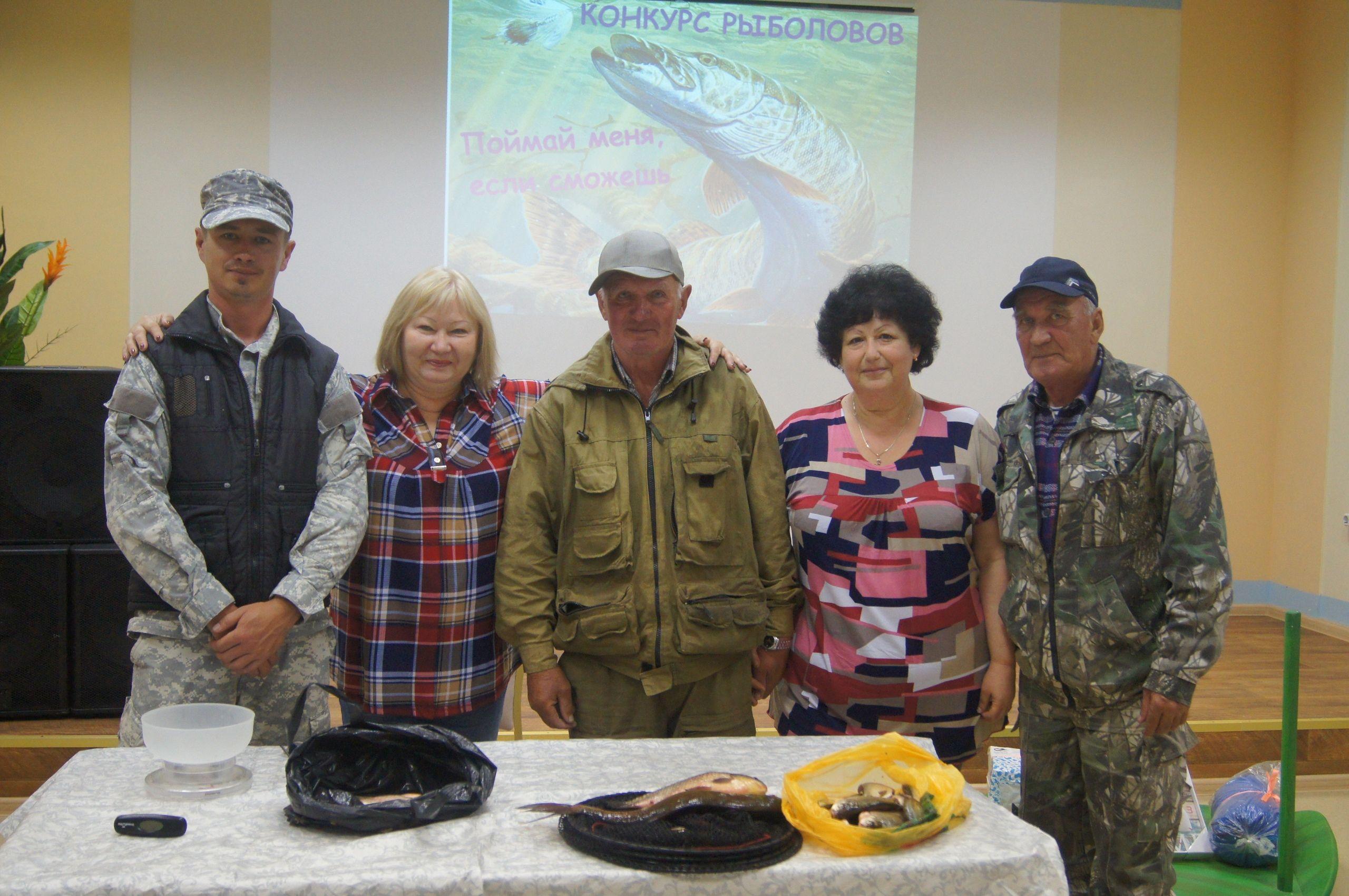 Депутат Совета депутатов поселения Рязановское организовала конкурс рыбаков