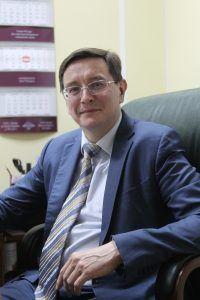 Генеральный директор миграционного центра Николай Федосеев. Фото: Владимир Смоляков
