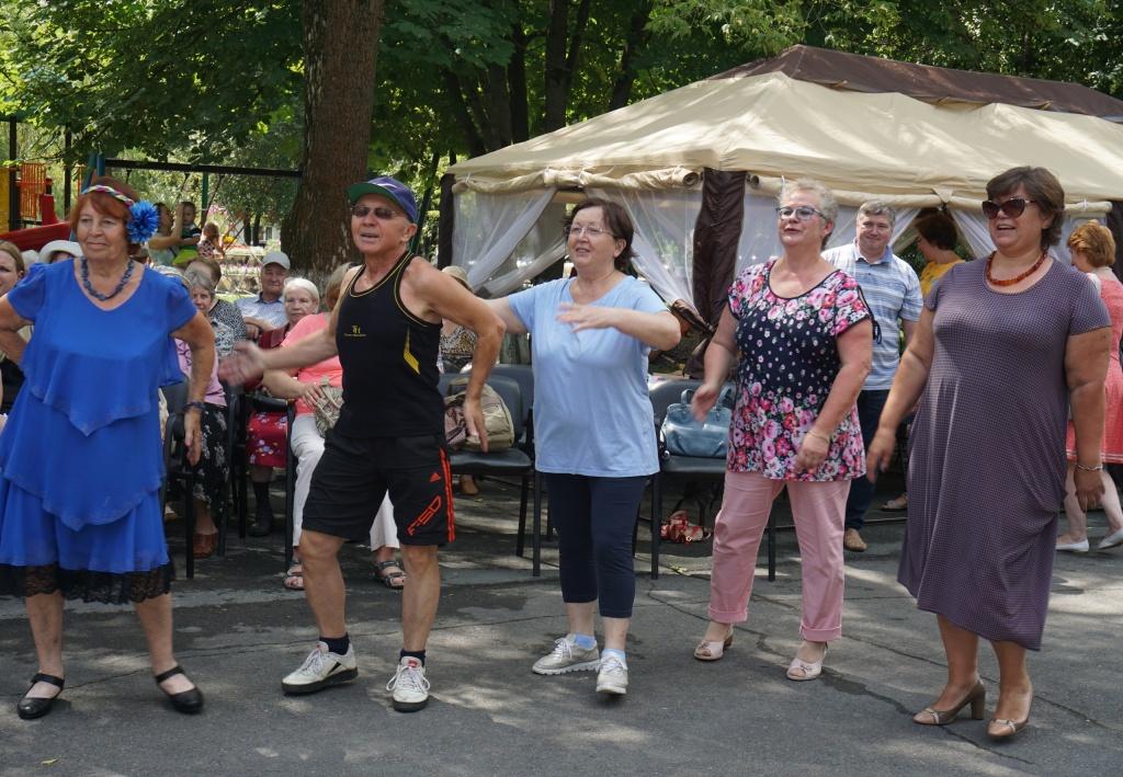 Музыкальный праздник состоялся в Десеновском