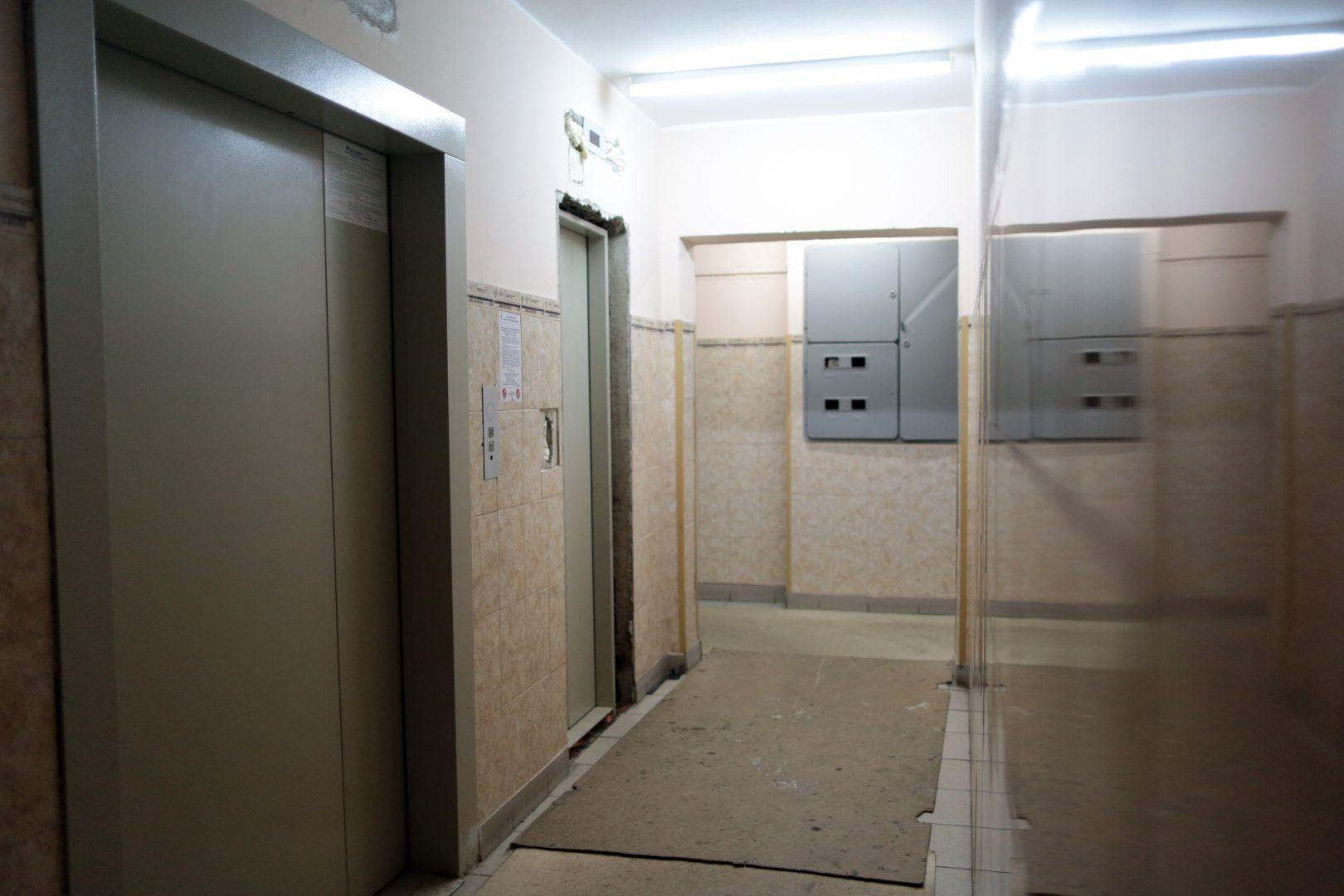Более 20 лифтов ввели в эксплуатацию в Новой Москве с начала года. Фото: архив