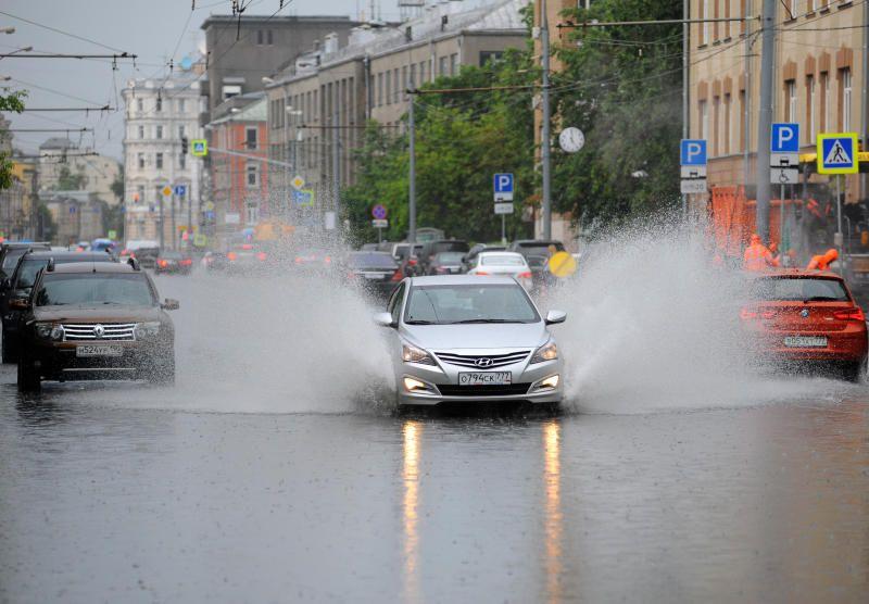 Москве пригрозили потопом