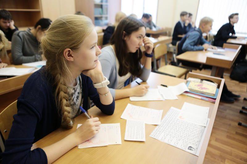 Москва заняла пятое место в мире по уровню знаний школьников