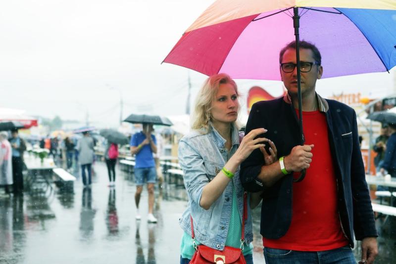 На неделе в Москве ожидается неустойчивая погода. Фото: Анна Иванцова