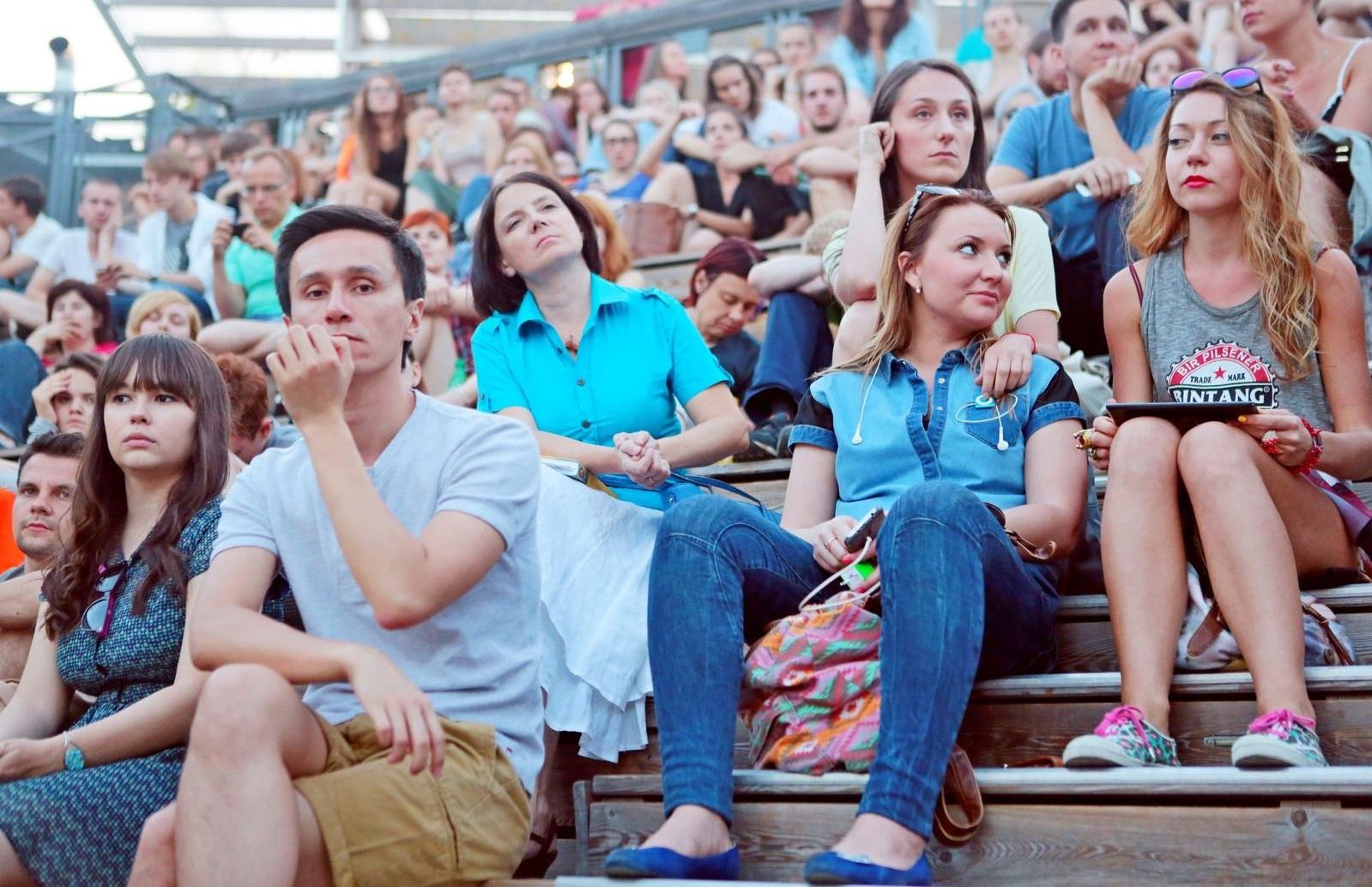 Бесплатные летние кинотеатры откроют в Москве