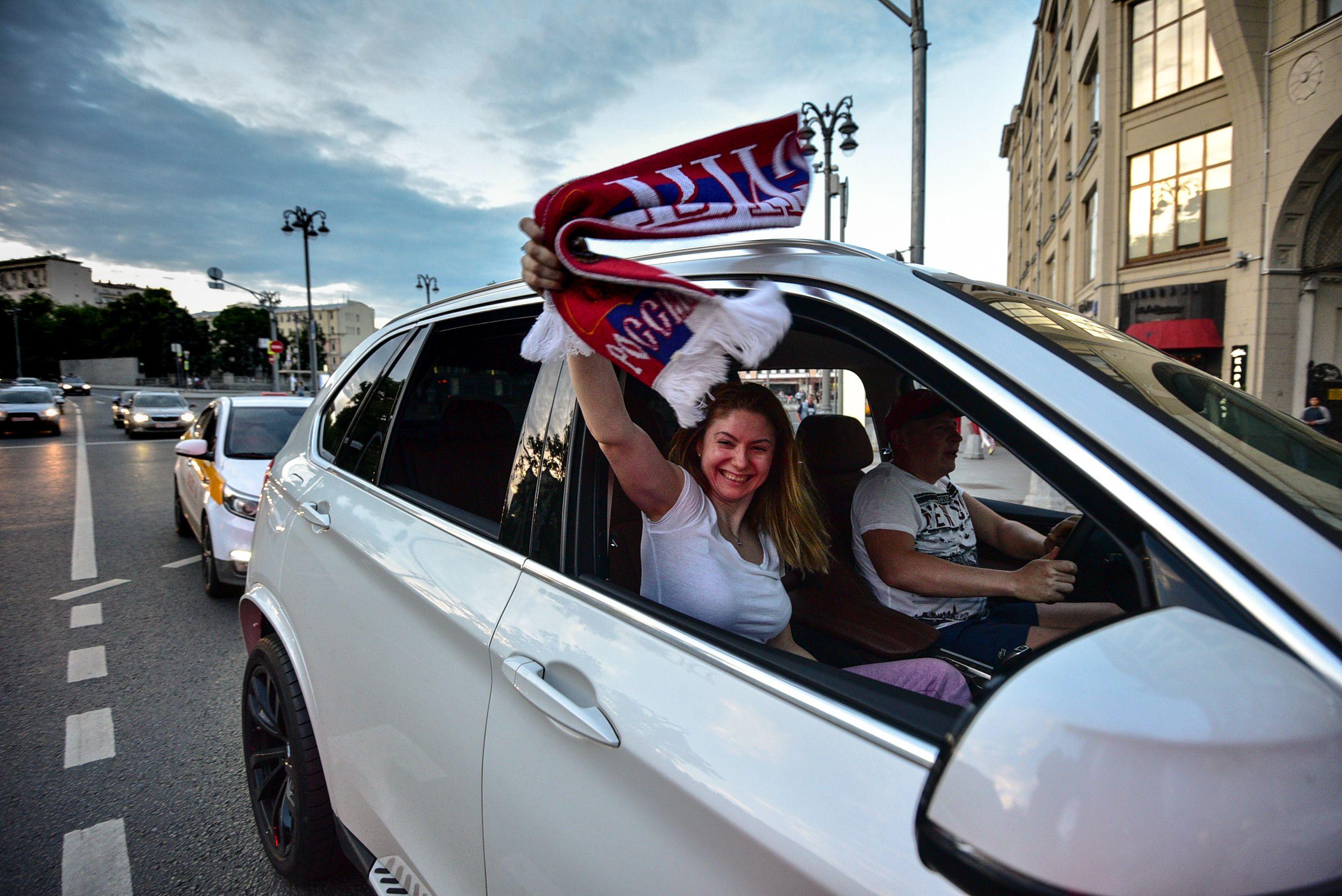 Общественный транспорт изменит режим работы в день игры России с Хорватией