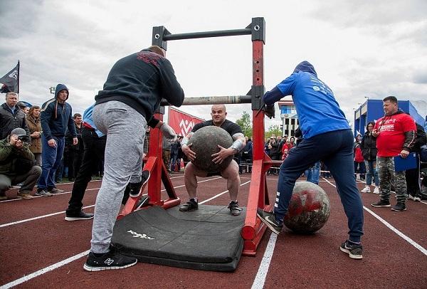 Конкурс «Самый сильный человек ТиНАО» проведут в Московском