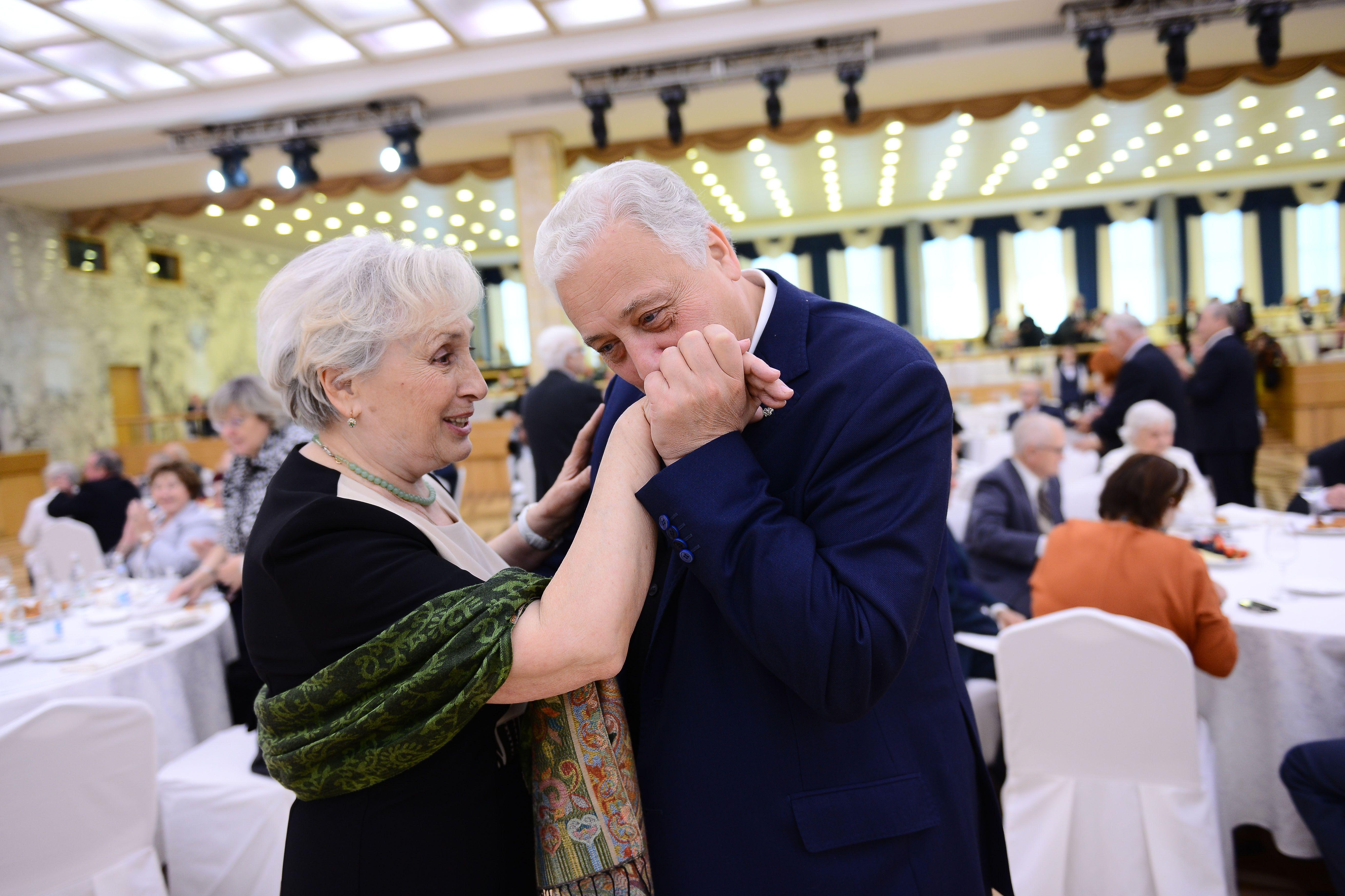 Приглашены пары, прожившие друг с другом более 50 лет. Фото: Наталья Феоктистова