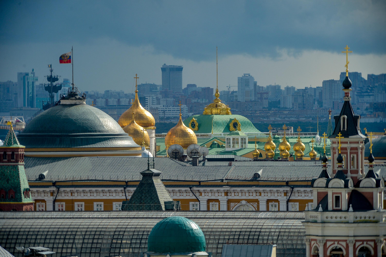 Синоптики: за неделю в Москве выпадет почти 100 процентов июльского дождя