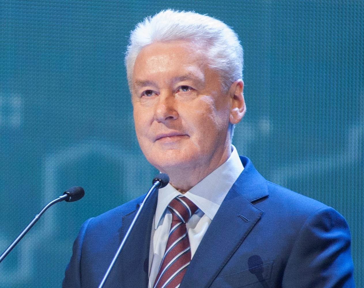 Сергей Собянин осмотрел пусковой комплекс ЦКАД в Новой Москве