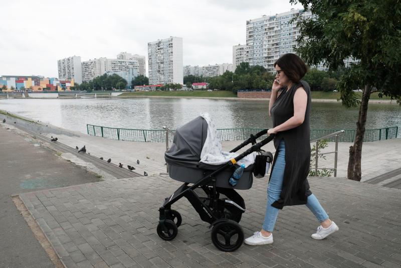 Москвичей ожидает небольшое похолодание в четверг