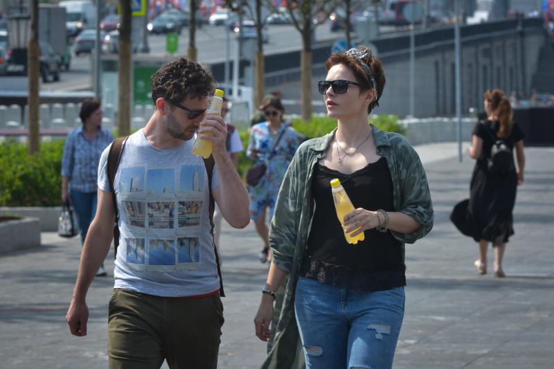 Синоптики обещают жителям Москвы жаркие выходные