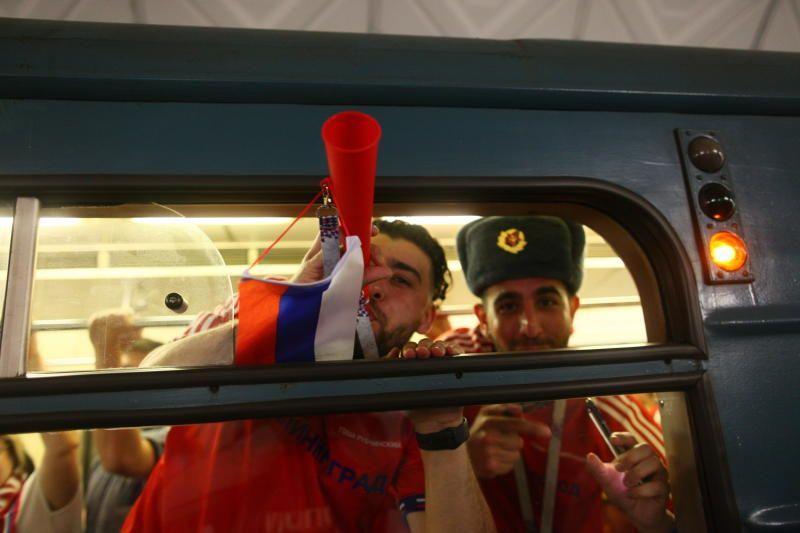 Транспорт Москвы продлит работу из-за полуфинала ЧМ – 2018