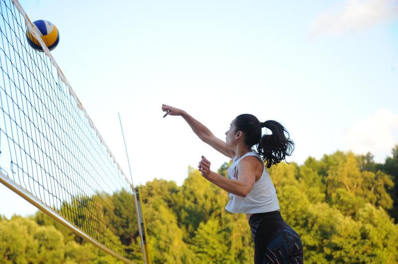 Стадион «Лужники» примет чемпионат Европы по пляжному волейболу