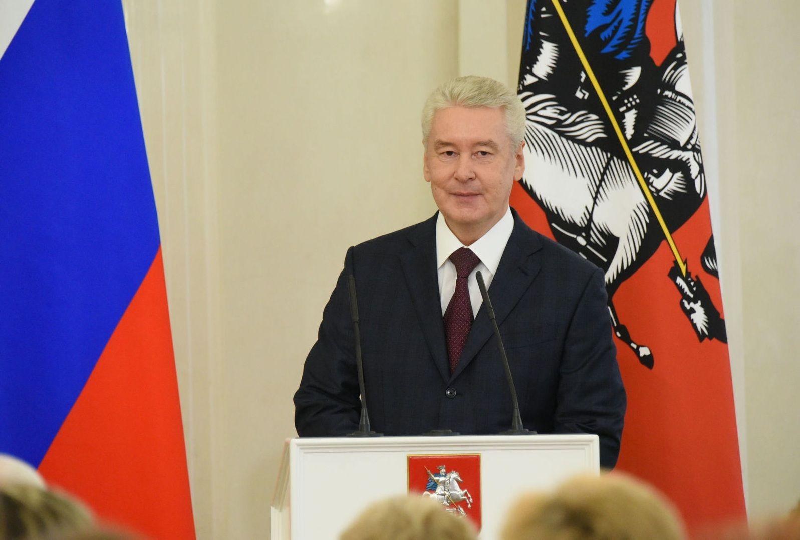 Cергей Собянин увеличил в 1,5 раза премии молодым ученым