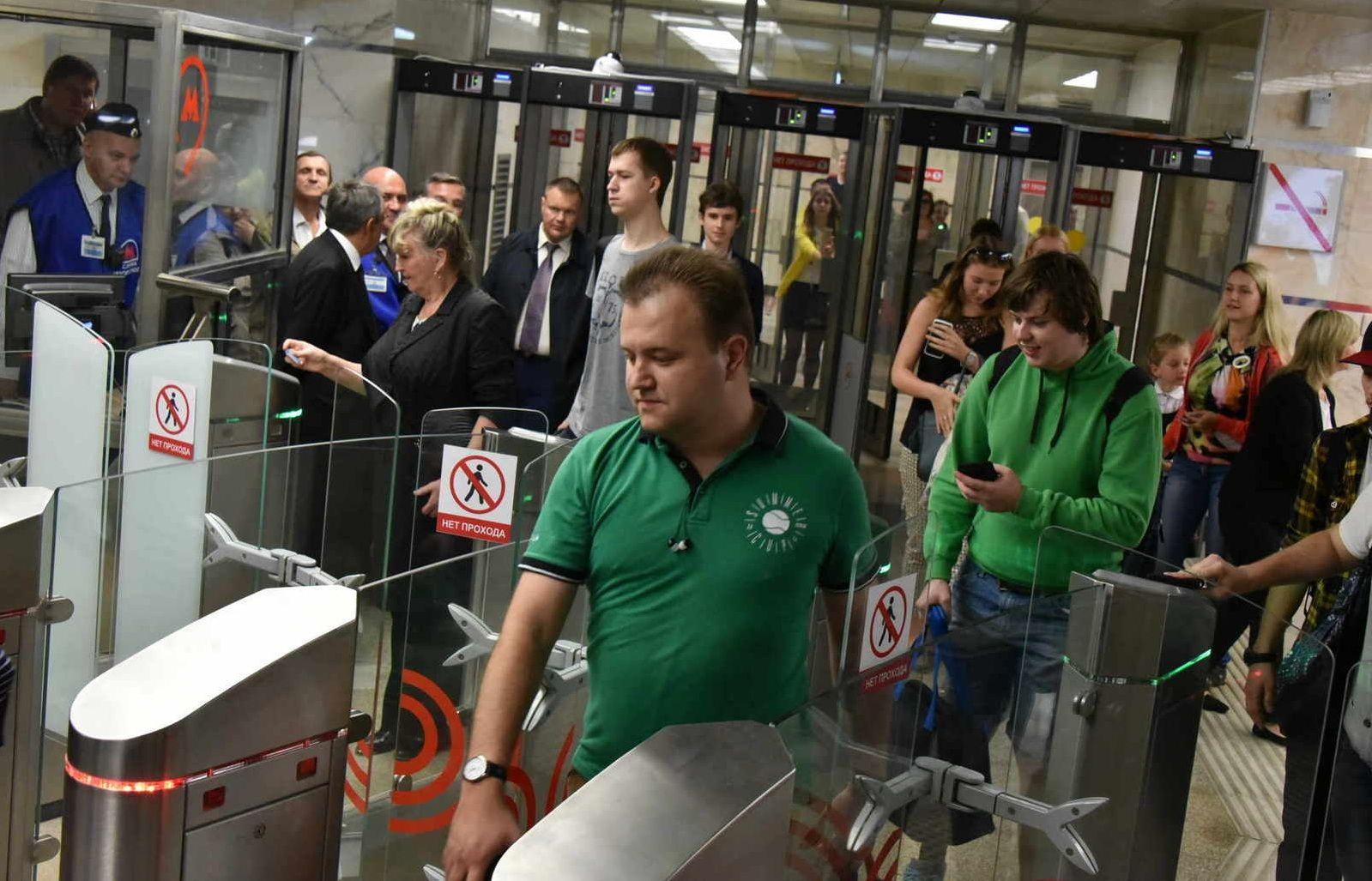 Метро и МЦК перевезли более миллиарда пассажиров за полгода