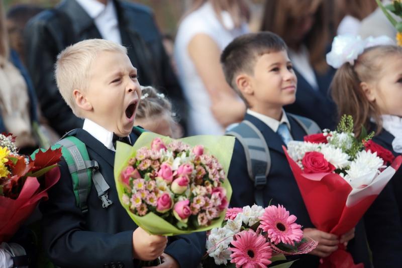Посвященные началу учебного года торжества проведут в Москве