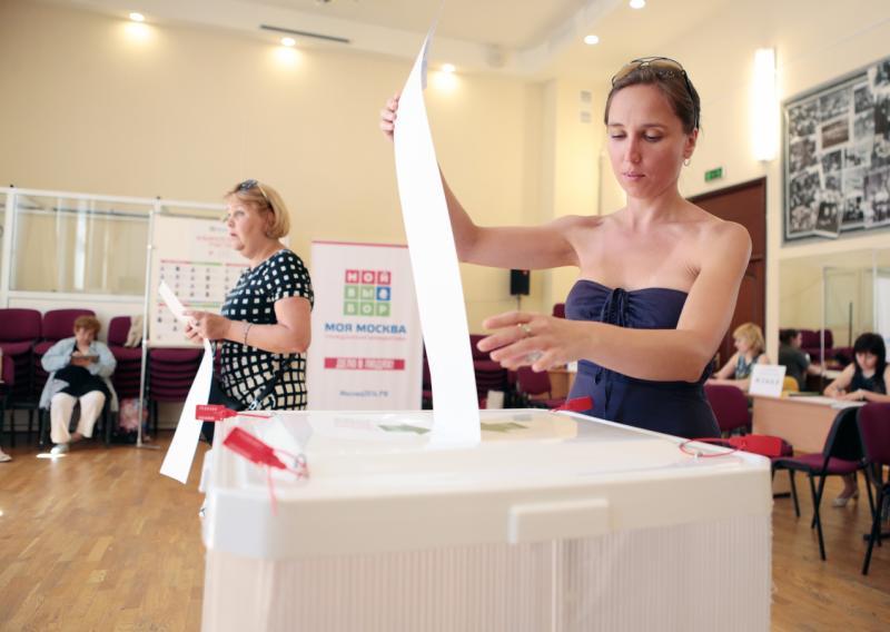 Московский стандарт выборов распространят на «дачные» избирательные участки