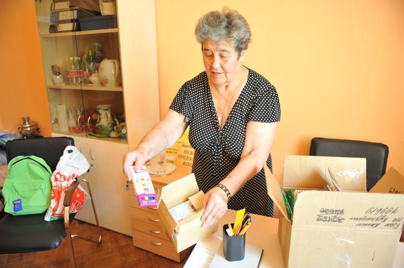 МГЕР Москвы открыла пункт сбора гуманитарной помощи для жителей Забайкалья
