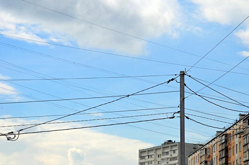 Электричество восстановят в домах Новой Москвы