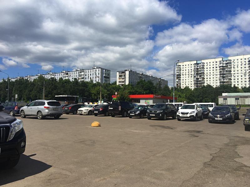 Обустройство парковочных карманов провели в Роговском