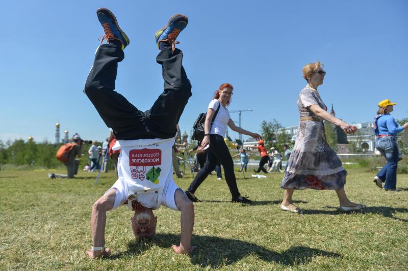 Цикл занятий проведут для участников «Московского долголетия» в Кокошкино