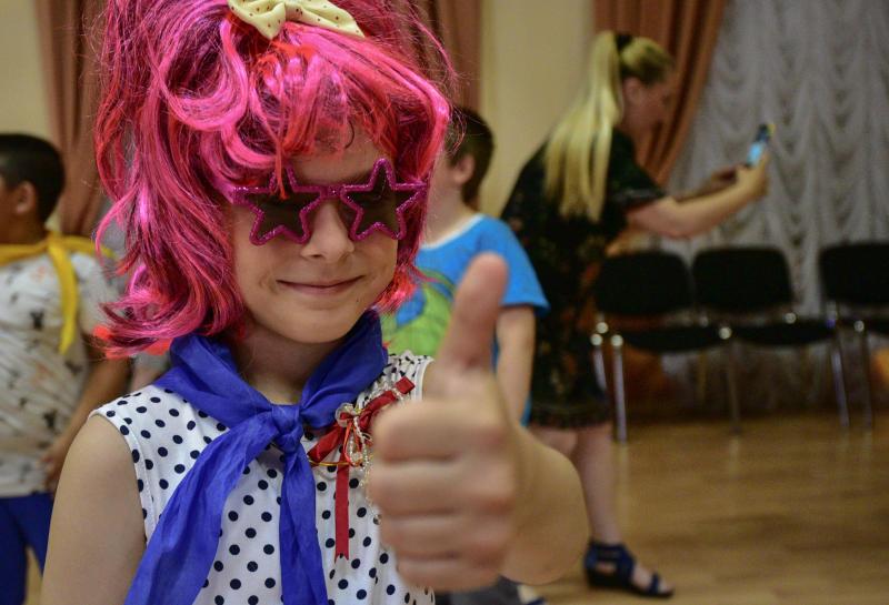 Беседу о проблеме личной безопасности провели с юными жителями Рязановского